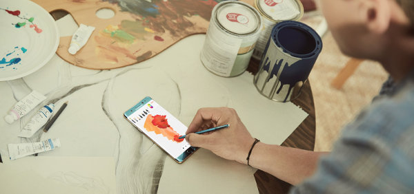 samsung-galaxy-note-7-paints