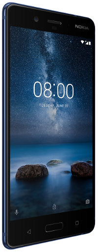 Nokia 8 front flagowiec