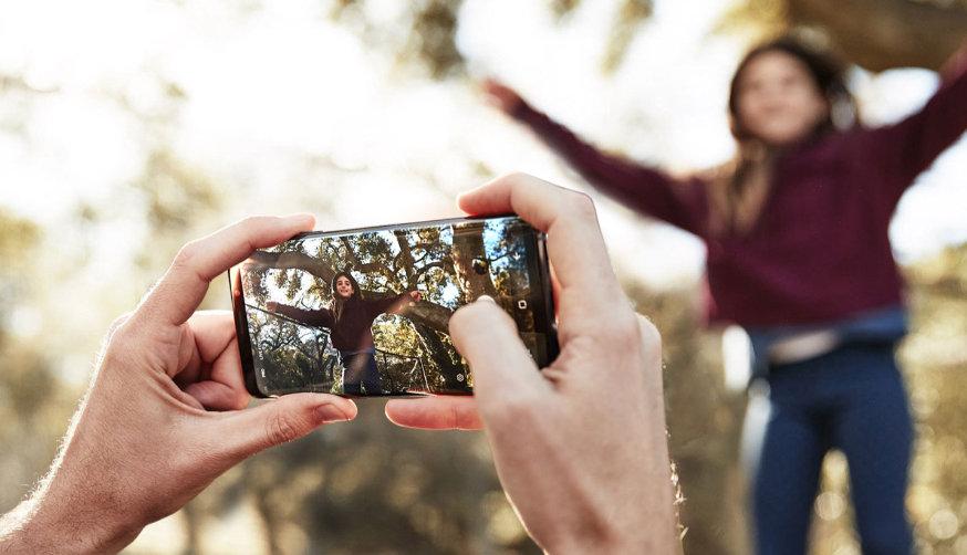 Fotografowanie Samsung Galaxy S9