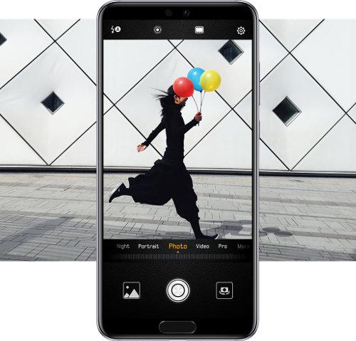 huawei p20 fotografia mobilna