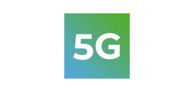 plus znak 5G