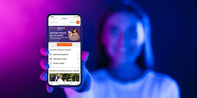 allegro smart student darmowe 7 GB od t-mobile