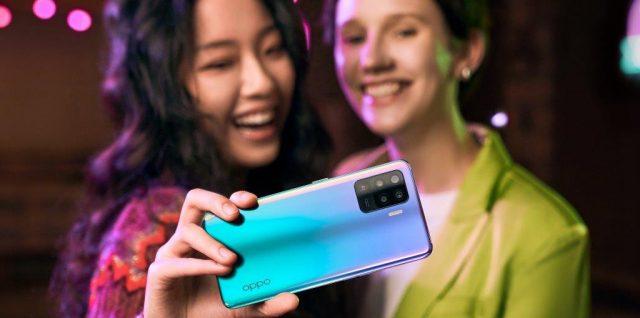 oppo reno5 premiera najnowszych smartfonów 5G 2021 play t-mobile orange