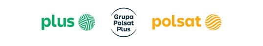 nowe logotypy plusa i polsatu 2021
