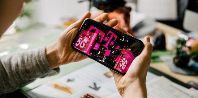 t-mobile 5G rozbudowa sieci dostępność smartfonów